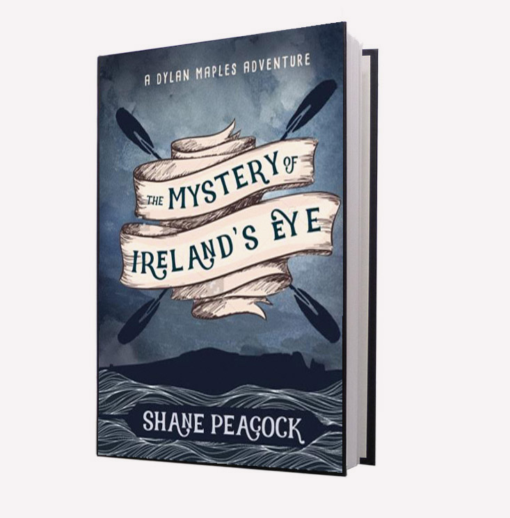 The Mystery of Ireland's Eye 2018 edition cover
