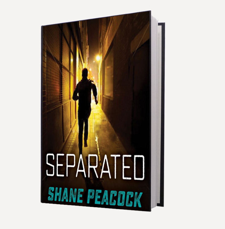 Cover of Separated, by Shane Peacock