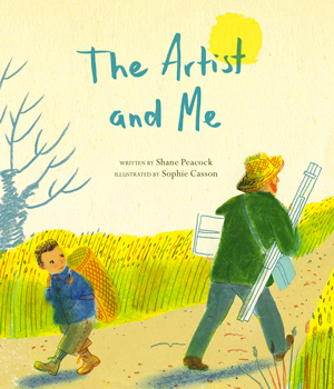The Artist and Me cover