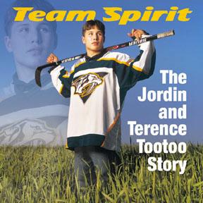 Team Spirit promotional art