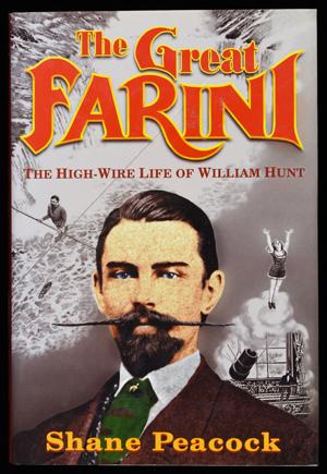 The Great Farini cover